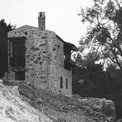 Milas Bozalan Dağ Köyünde Geleneksel Taş Ev