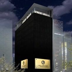 Massimiliano Fuksas'tan Tokyo'nun Kalbinde 'Armani Kulesi'