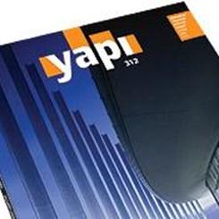 Mimarlık, Kültür ve Sanat Dergisi YAPI'nın KASIM Sayısı Çıktı