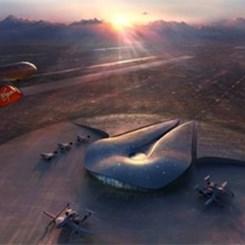 Dünyanın İlk Turistik Uzay Limanının Mimarı Foster Olacak