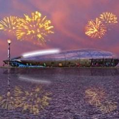 Rusya 2014 Kış Olimpiyatları'na Hazırlanıyor