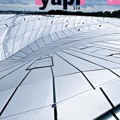 Mimarlık, Kültür ve Sanat Dergisi Yapı'nın Ocak Sayısı Çıktı!