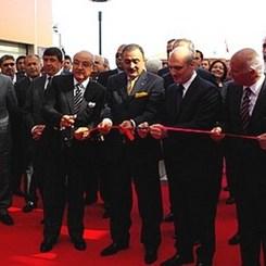 Uluslararası Yapı/Turkeybuild 2008 Ankara Fuarı Açıldı