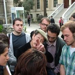 Ching ile 'İstanbul Eskizleri' Atölyesi Tamamlandı