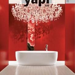 Mimarlık, Kültür ve Sanat Dergisi YAPI'nın TEMMUZ Sayısı da Dopdolu