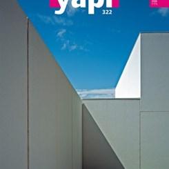 Mimarlık, Kültür ve Sanat Dergisi YAPI'nın Eylül Sayısı Çıktı