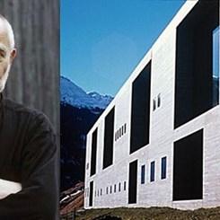 2009 Pritzker Ödülü Peter Zumthor'un oldu