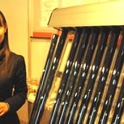 Çin'de Güneş, İstanbul'da Changzhou Xinwang Green Energy