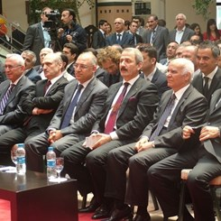 32. Uluslararası YAPI/TURKEYBUILD 2009 İstanbul Fuarı Açıldı