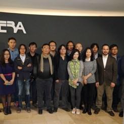Çinli Mimarlardan ERA'ya Anlamlı Ziyaret