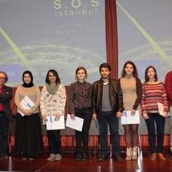 'Taksim Bölgesi İçin Alternatif Öneriler' Ödüllerine Kavuştu