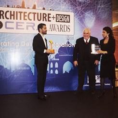 2014 Genç Mimar Ödülü Hakan Demirel'in