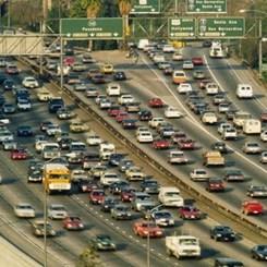 Trafik Sorununa 'En İyi Çözüm Karışımı' Simülasyonu