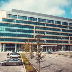 Moskova'nın Yeşil Ofisi 'K2 Business Park' Açıldı