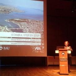 BAU ve Barselonalı Konukları İstanbul'u 'Adım Adım' İnceledi