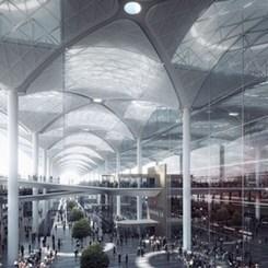 3. Havalimanının İlk Aşaması 2018'de Tamamlanacak