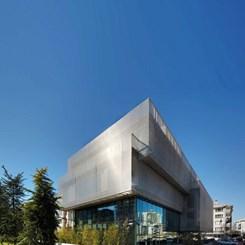 Türkiye Müteahhitler Birliği Binası'na LEED Platin Sertifikası