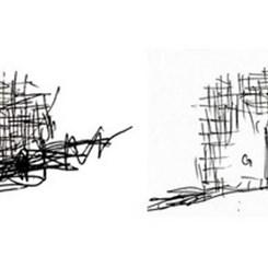 Yaratıcı Çizgilerden Piksel Aralığına, Eskizin Dönüşümü