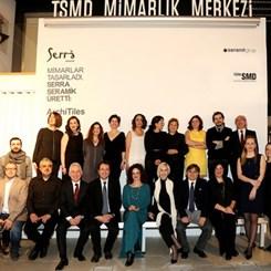 Mimarlar Serra Seramik için 'ArchiTiles' Koleksiyonunu Tasarladı