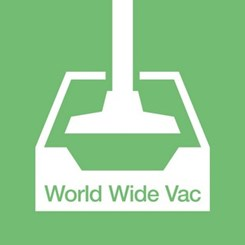 Dijital Ortama Özel İlk Elektrik Süpürgesi 'World Wide Vac'