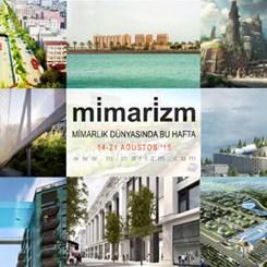 Mimarlık Dünyasında Bu Hafta | 14-21 Ağustos