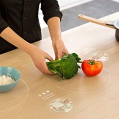 Geleceğin Mutfağında Tarifleri Masanızdan Alacaksınız