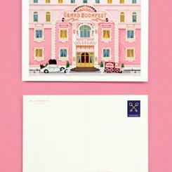 'Büyük Budapeşte Oteli'nden Sevgilerle...