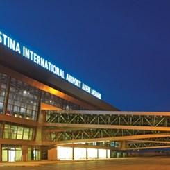 Priştina Uluslararası Havalimanı Adem Jashari Yeni Terminal Binası