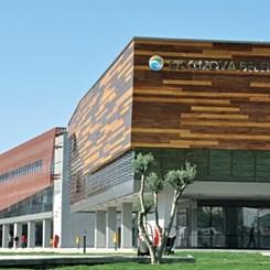 Çukurova İlçe Belediyesi Hizmet Binası ve Kültür Merkezi