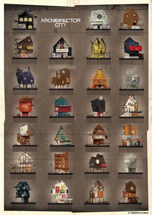 BABİNA'NIN YENİ ŞEHRİ: Archidirector City!